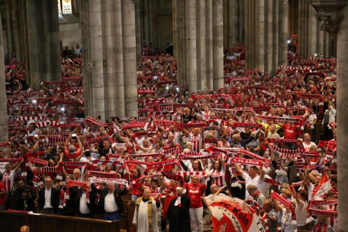 Gottesdienst Dom Köln